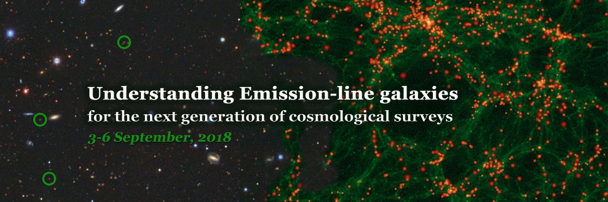 Meeting on Understanding Emission-line galaxies for the next generation of cosmological surveys