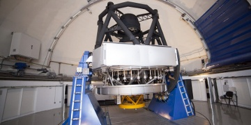 February 2016 - CEFCA has proceeded with the final acceptance of the JST/T250 telescope at the OAJ
