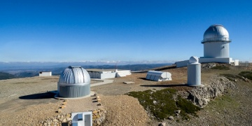 February 2016 - The Observatorio Astrofísico de Javalambre (OAJ) has announced its first call for proposals for observing with T80Cam, the scientific, panoramic camera installed at JAST/T80